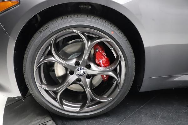New 2021 Alfa Romeo Giulia Ti Sport for sale $54,050 at Bentley Greenwich in Greenwich CT 06830 26
