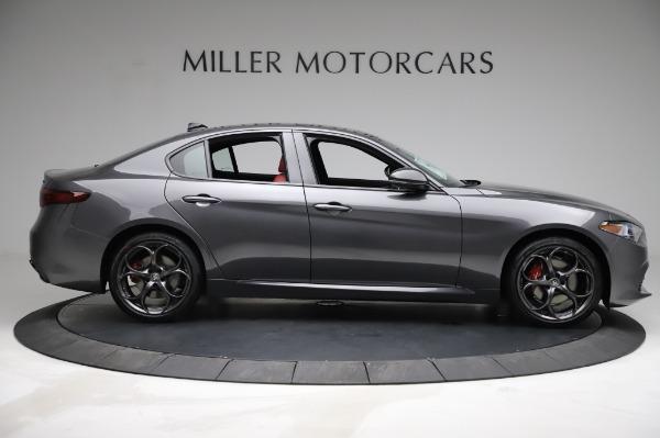 New 2021 Alfa Romeo Giulia Ti Sport for sale $54,050 at Bentley Greenwich in Greenwich CT 06830 8