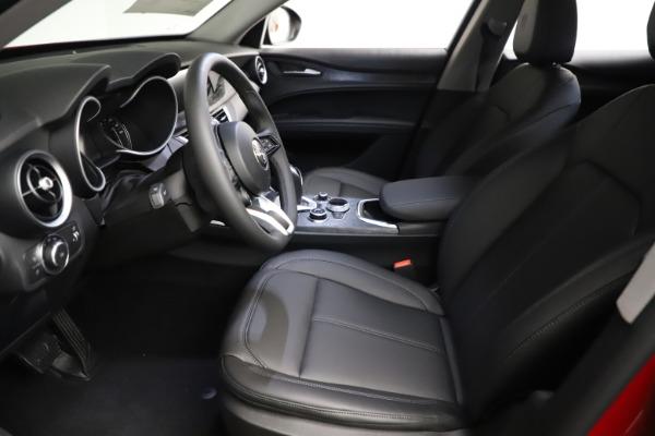 New 2021 Alfa Romeo Stelvio Sprint for sale $50,535 at Bentley Greenwich in Greenwich CT 06830 15