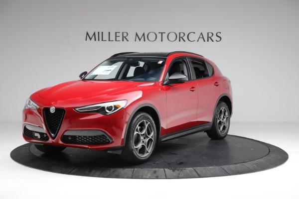 New 2021 Alfa Romeo Stelvio Sprint for sale $50,535 at Bentley Greenwich in Greenwich CT 06830 2