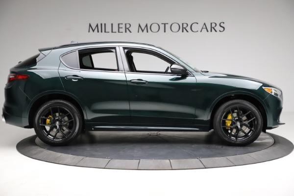 New 2021 Alfa Romeo Stelvio Ti for sale $53,650 at Bentley Greenwich in Greenwich CT 06830 10