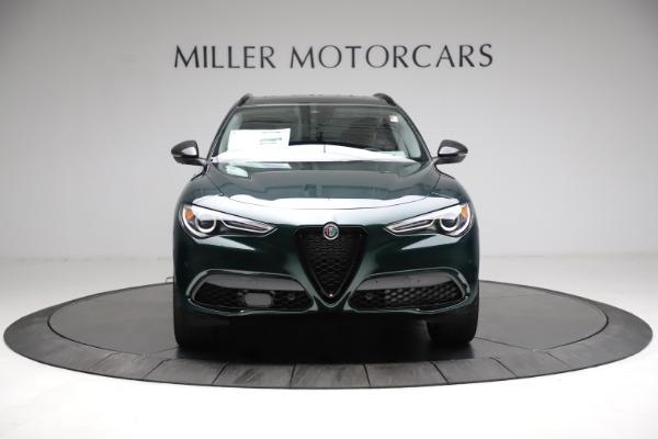 New 2021 Alfa Romeo Stelvio Ti for sale $53,650 at Bentley Greenwich in Greenwich CT 06830 13