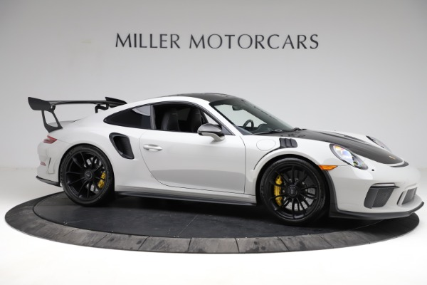 Used 2019 Porsche 911 GT3 RS for sale Sold at Bentley Greenwich in Greenwich CT 06830 10