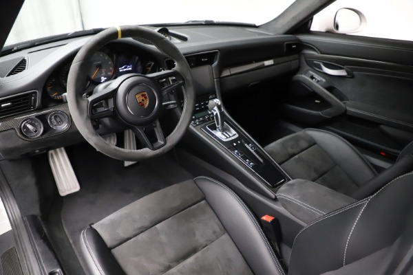 Used 2019 Porsche 911 GT3 RS for sale Sold at Bentley Greenwich in Greenwich CT 06830 13