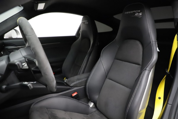 Used 2019 Porsche 911 GT3 RS for sale Sold at Bentley Greenwich in Greenwich CT 06830 15