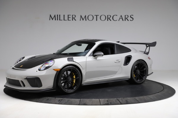 Used 2019 Porsche 911 GT3 RS for sale Sold at Bentley Greenwich in Greenwich CT 06830 2