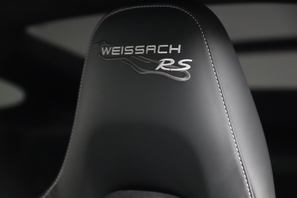 Used 2019 Porsche 911 GT3 RS for sale Sold at Bentley Greenwich in Greenwich CT 06830 20