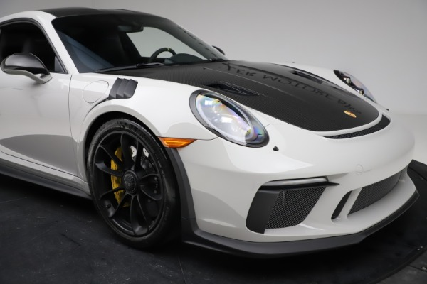 Used 2019 Porsche 911 GT3 RS for sale Sold at Bentley Greenwich in Greenwich CT 06830 23