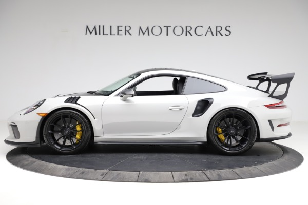 Used 2019 Porsche 911 GT3 RS for sale Sold at Bentley Greenwich in Greenwich CT 06830 3