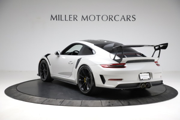 Used 2019 Porsche 911 GT3 RS for sale Sold at Bentley Greenwich in Greenwich CT 06830 5