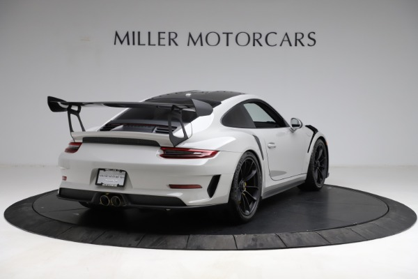 Used 2019 Porsche 911 GT3 RS for sale Sold at Bentley Greenwich in Greenwich CT 06830 7