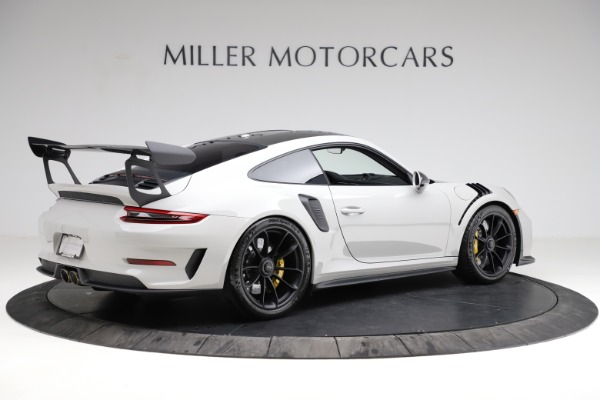 Used 2019 Porsche 911 GT3 RS for sale Sold at Bentley Greenwich in Greenwich CT 06830 8