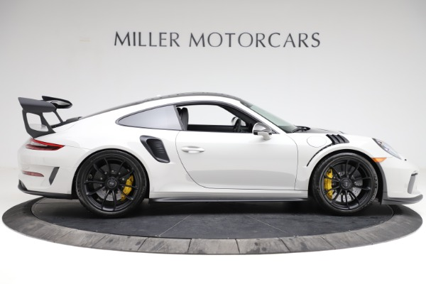 Used 2019 Porsche 911 GT3 RS for sale Sold at Bentley Greenwich in Greenwich CT 06830 9