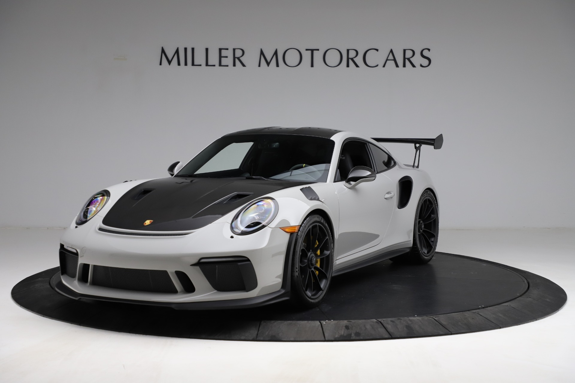 Used 2019 Porsche 911 GT3 RS for sale Sold at Bentley Greenwich in Greenwich CT 06830 1