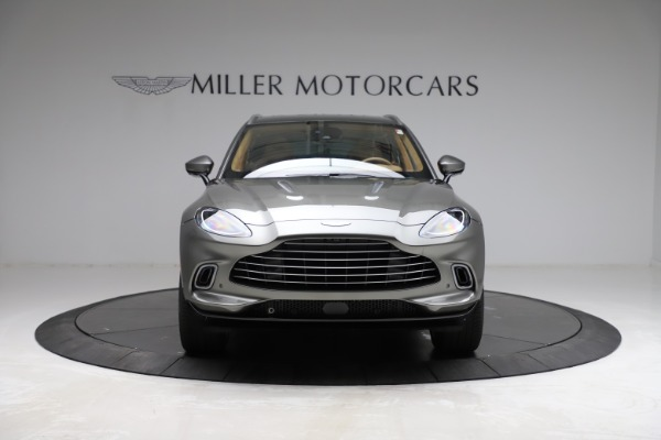 New 2021 Aston Martin DBX for sale $211,486 at Bentley Greenwich in Greenwich CT 06830 11