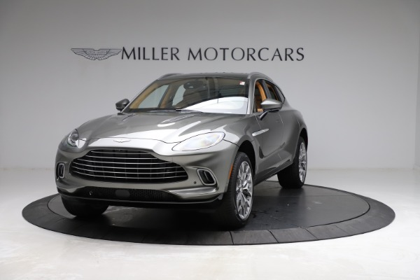 New 2021 Aston Martin DBX for sale $211,486 at Bentley Greenwich in Greenwich CT 06830 12