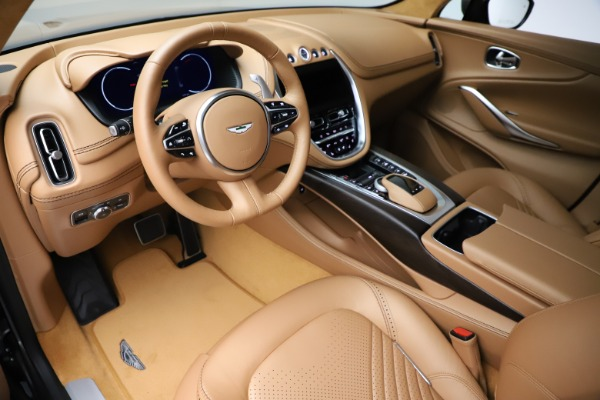 New 2021 Aston Martin DBX for sale $211,486 at Bentley Greenwich in Greenwich CT 06830 13