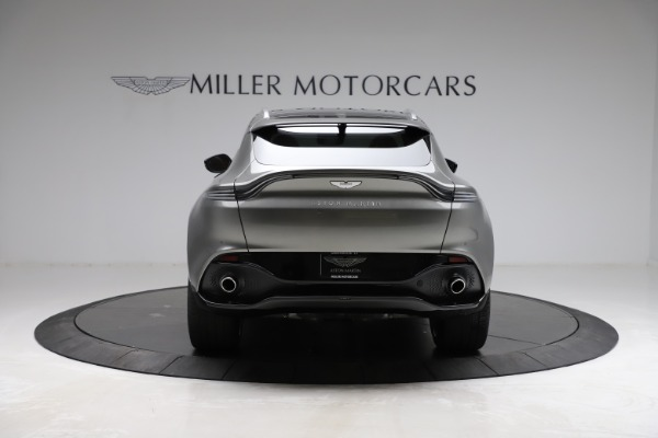 New 2021 Aston Martin DBX for sale $211,486 at Bentley Greenwich in Greenwich CT 06830 5