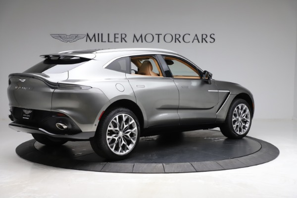 New 2021 Aston Martin DBX for sale $211,486 at Bentley Greenwich in Greenwich CT 06830 7