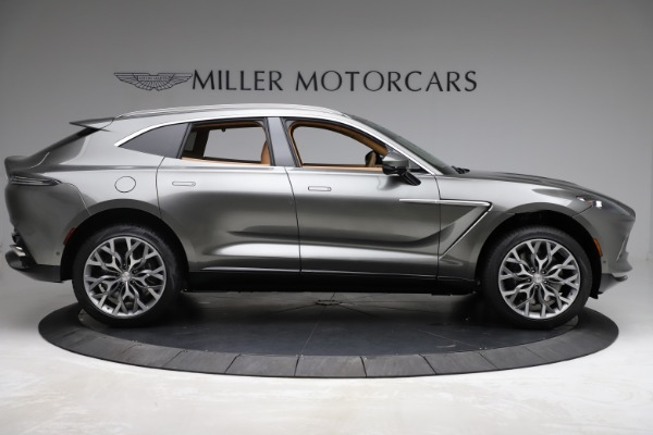 New 2021 Aston Martin DBX for sale $211,486 at Bentley Greenwich in Greenwich CT 06830 8