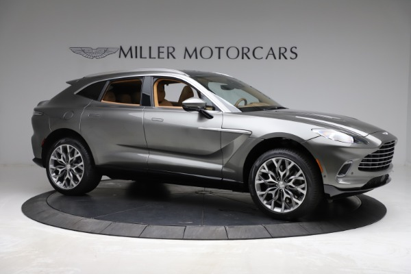 New 2021 Aston Martin DBX for sale $211,486 at Bentley Greenwich in Greenwich CT 06830 9