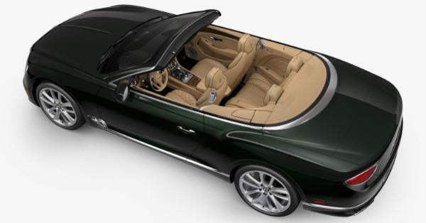 New 2021 Bentley Continental GT W12 for sale Call for price at Bentley Greenwich in Greenwich CT 06830 4