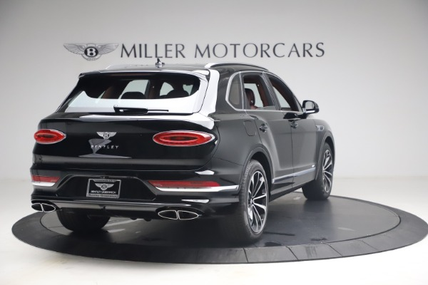 New 2021 Bentley Bentayga Hybrid for sale Call for price at Bentley Greenwich in Greenwich CT 06830 6