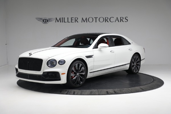 New 2021 Bentley Flying Spur W12 First Edition for sale Sold at Bentley Greenwich in Greenwich CT 06830 2