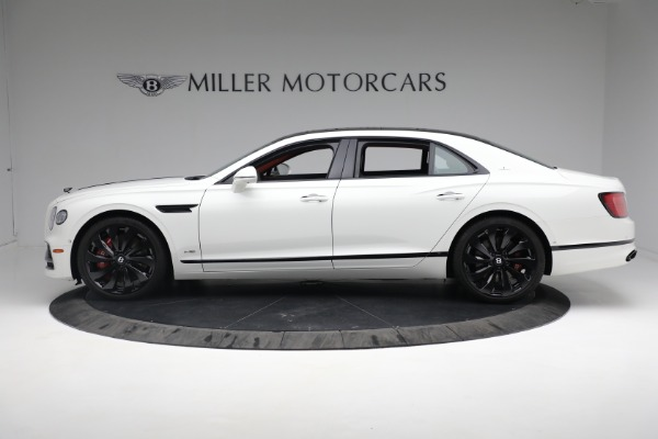 New 2021 Bentley Flying Spur W12 First Edition for sale Sold at Bentley Greenwich in Greenwich CT 06830 3