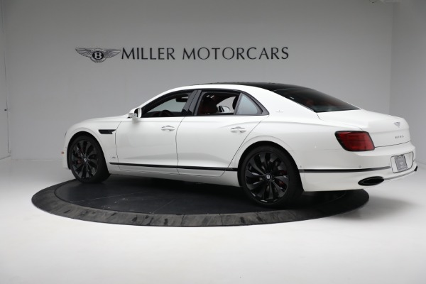 New 2021 Bentley Flying Spur W12 First Edition for sale Sold at Bentley Greenwich in Greenwich CT 06830 4