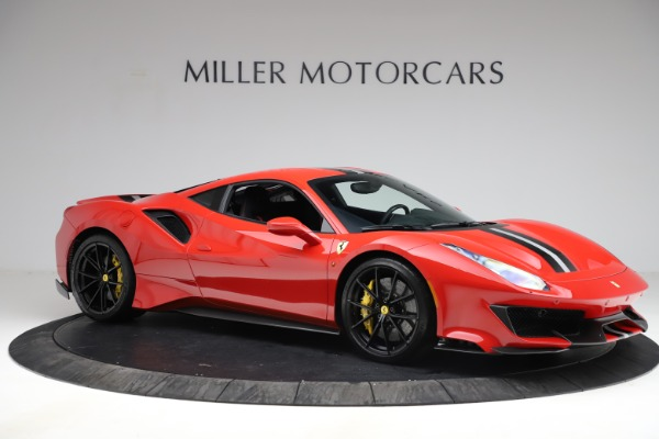 Used 2020 Ferrari 488 Pista for sale $469,900 at Bentley Greenwich in Greenwich CT 06830 11