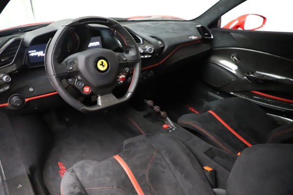 Used 2020 Ferrari 488 Pista for sale $469,900 at Bentley Greenwich in Greenwich CT 06830 13