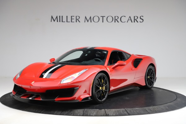 Used 2020 Ferrari 488 Pista for sale $469,900 at Bentley Greenwich in Greenwich CT 06830 2