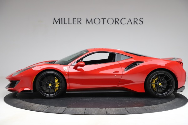 Used 2020 Ferrari 488 Pista for sale $469,900 at Bentley Greenwich in Greenwich CT 06830 3