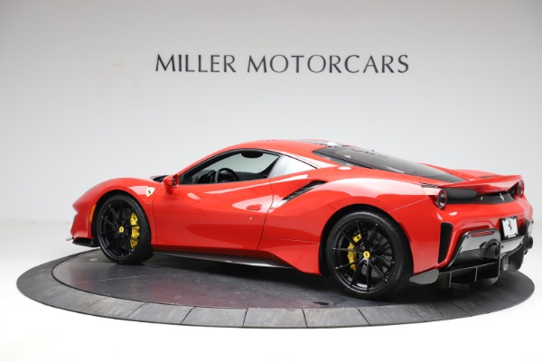 Used 2020 Ferrari 488 Pista for sale $469,900 at Bentley Greenwich in Greenwich CT 06830 4
