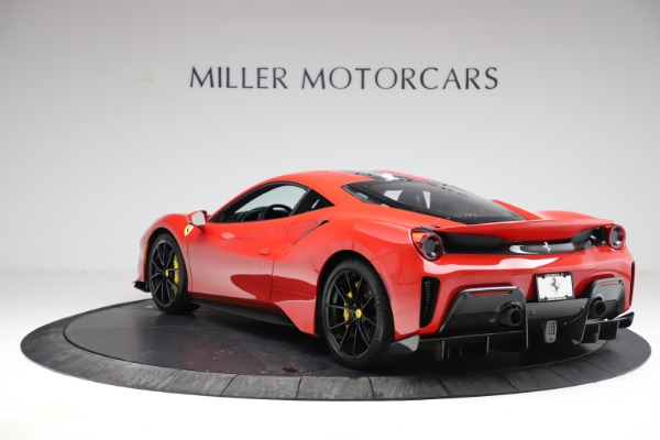 Used 2020 Ferrari 488 Pista for sale $469,900 at Bentley Greenwich in Greenwich CT 06830 5
