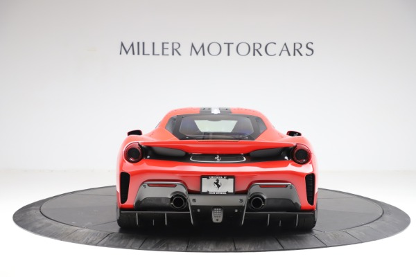 Used 2020 Ferrari 488 Pista for sale $469,900 at Bentley Greenwich in Greenwich CT 06830 6