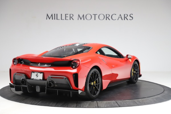 Used 2020 Ferrari 488 Pista for sale $469,900 at Bentley Greenwich in Greenwich CT 06830 7