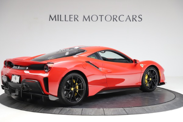 Used 2020 Ferrari 488 Pista for sale $469,900 at Bentley Greenwich in Greenwich CT 06830 8