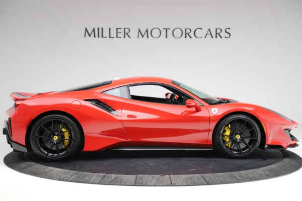 Used 2020 Ferrari 488 Pista for sale $469,900 at Bentley Greenwich in Greenwich CT 06830 9