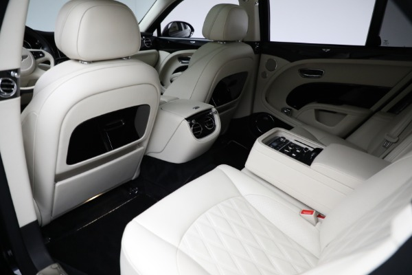 Used 2017 Bentley Mulsanne for sale $214,900 at Bentley Greenwich in Greenwich CT 06830 21