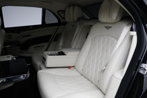 Used 2017 Bentley Mulsanne for sale $214,900 at Bentley Greenwich in Greenwich CT 06830 22