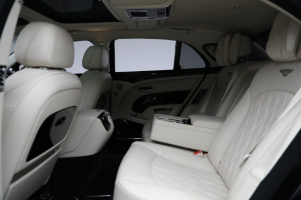 Used 2017 Bentley Mulsanne for sale $214,900 at Bentley Greenwich in Greenwich CT 06830 23