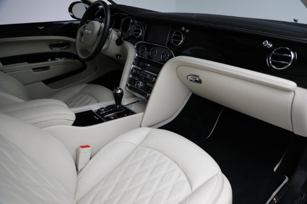 Used 2017 Bentley Mulsanne for sale $214,900 at Bentley Greenwich in Greenwich CT 06830 25