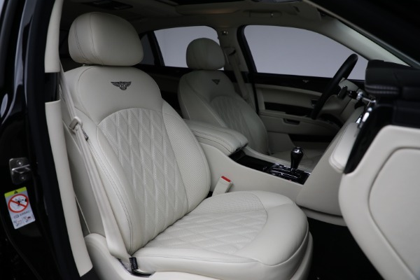 Used 2017 Bentley Mulsanne for sale $214,900 at Bentley Greenwich in Greenwich CT 06830 27
