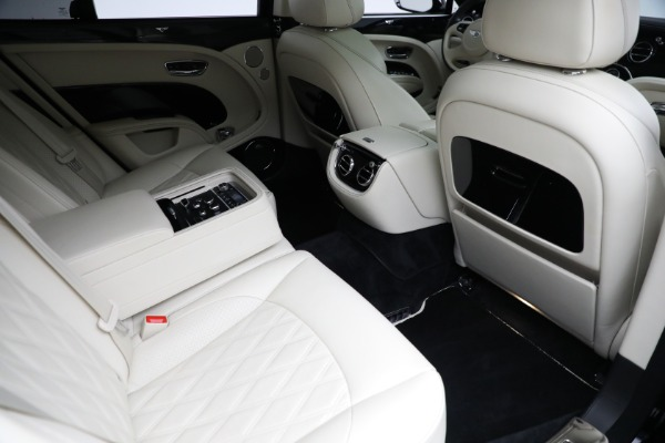 Used 2017 Bentley Mulsanne for sale $214,900 at Bentley Greenwich in Greenwich CT 06830 28