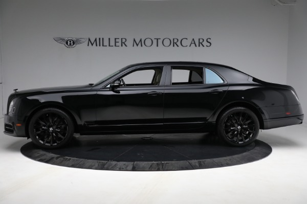 Used 2017 Bentley Mulsanne for sale $214,900 at Bentley Greenwich in Greenwich CT 06830 3