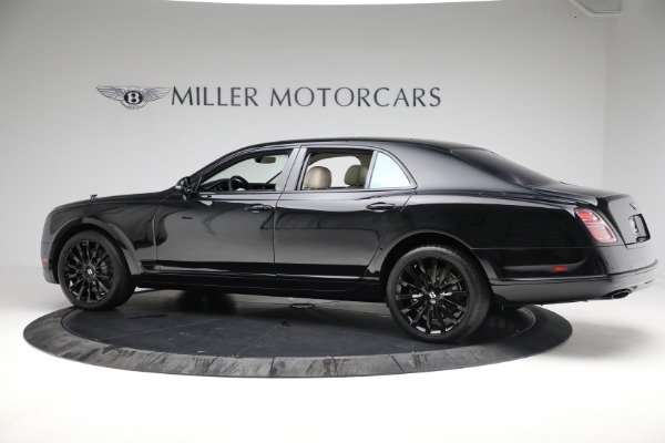 Used 2017 Bentley Mulsanne for sale $214,900 at Bentley Greenwich in Greenwich CT 06830 4