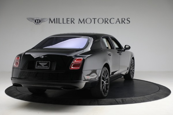 Used 2017 Bentley Mulsanne for sale $214,900 at Bentley Greenwich in Greenwich CT 06830 7