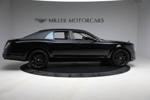 Used 2017 Bentley Mulsanne for sale $214,900 at Bentley Greenwich in Greenwich CT 06830 9